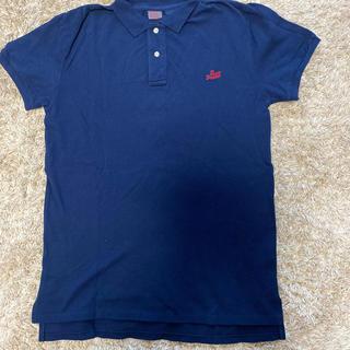 デニムダンガリー(DENIM DUNGAREE)のデニム&ダンガリー  ポロシャツ  サイズ:170(Tシャツ/カットソー(半袖/袖なし))