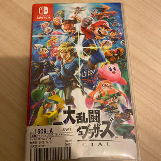 ニンテンドースイッチ(Nintendo Switch)の大乱闘スマッシュブラザーズ ニンテンドー switch(家庭用ゲームソフト)
