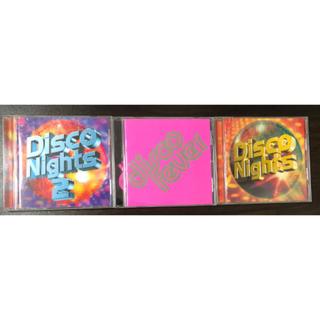 disco nights fever ディスコ ナイツ(R&B/ソウル)
