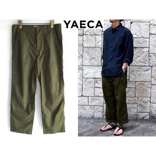 ヤエカ(YAECA)の2019SS YAECA LIKE WEAR 米軍型 ベイカーパンツ(ワークパンツ/カーゴパンツ)