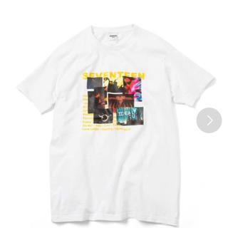 セブンティーン(SEVENTEEN)のseventeen zozo コラボTシャツ(Tシャツ(半袖/袖なし))
