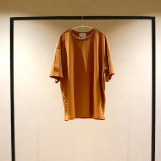 コモリ(COMOLI)のYOKE 19SS INSIDE OUT T-SHIRT(Tシャツ/カットソー(半袖/袖なし))