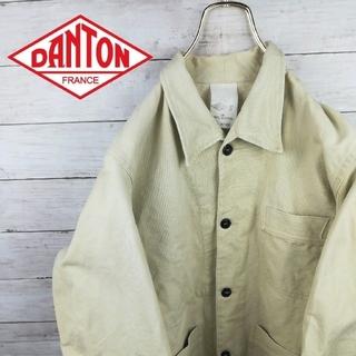 ダントン(DANTON)のDANTON ダントン 80s_90s ワークジャケット/カバーオール(カバーオール)