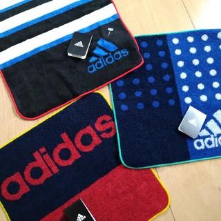 アディダス(adidas)の新品 adidas アディダス ハンカチ ハンカチタオル(その他)