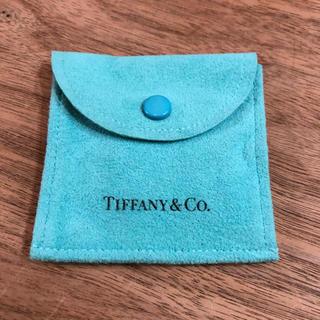 ティファニー(Tiffany & Co.)のティファニーTIFFANY☆ジュエリーポーチ(ポーチ)