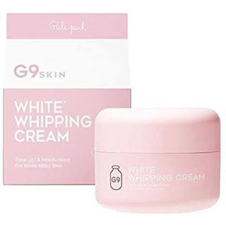 エチュードハウス(ETUDE HOUSE)のG9 WHITE WHIPPING CREAM(ウユクリーム) ピンク 50g(フェイスクリーム)