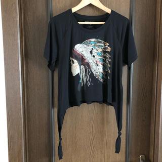 デニムアンドサプライラルフローレン(Denim & Supply Ralph Lauren)のラルフローレン デニム&サプライ インディアンスカル Tシャツ(Tシャツ(半袖/袖なし))