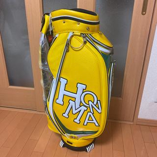 ホンマゴルフ(本間ゴルフ)の新品未使用 ホンマ キャディバッグ HONMA(バッグ)