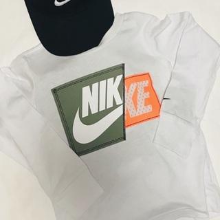 ナイキ(NIKE)のナイキ ロングティーシャツ(Tシャツ/カットソー)