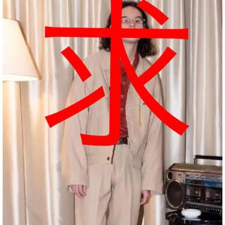 ジエダ(Jieda)のdairiku 19aw セットアップ(セットアップ)