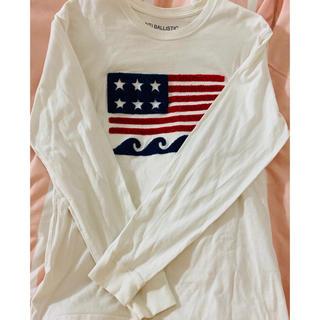 ベイフロー(BAYFLOW)のANTI BALLISTIC!アンティバルリスティック ロングTシャツ!ロンT!(Tシャツ(長袖/七分))