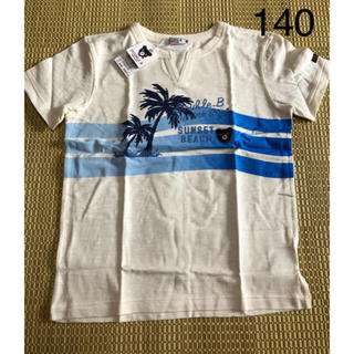 ダブルビー(DOUBLE.B)の【新品】ミキハウス★ダブルビー★半袖Tシャツ★140(Tシャツ/カットソー)