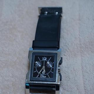 クリスチャンディオール(Christian Dior)のクリスチャンディオールの腕時計(腕時計(アナログ))