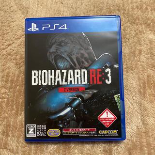 バイオハザード RE:3 Z Version PS4(家庭用ゲームソフト)