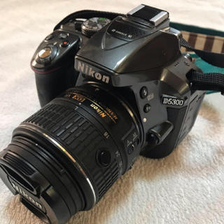 ニコン(Nikon)のNIKON D5300 一眼レフ(デジタル一眼)