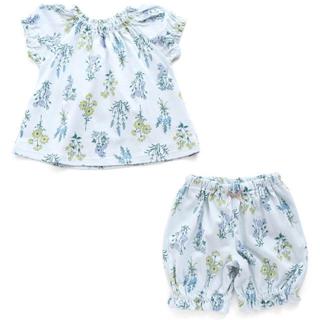 エフオーキッズ(F.O.KIDS)のアプレレクール  パジャマ かぶり 120 半袖(パジャマ)