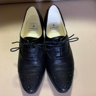 ランバンオンブルー(LANVIN en Bleu)のLANVIN 革靴⭐️⭐️⭐️(ローファー/革靴)