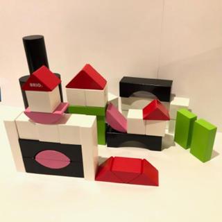 ブリオ(BRIO)のBRIO カラーブロック50  木製積み木(積み木/ブロック)