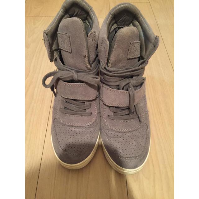 ASH(アッシュ)のashインヒールスニーカー レディースの靴/シューズ(スニーカー)の商品写真