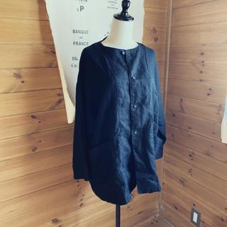 SM2 - TSUHARU リネン100 ジャケット