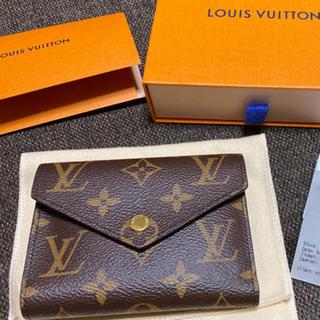 ルイヴィトン(LOUIS VUITTON)のルイヴィトン  ポルトフォイユヴィクトリーヌ(財布)