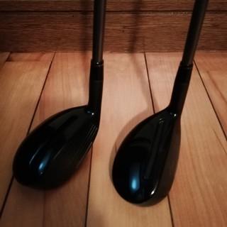 アダムスゴルフ(Adams Golf)のADAMS  GOLF  IDEA TECH  V4 3番ユーティリティーと4番(クラブ)