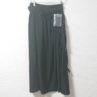 ヨウジヤマモト(Yohji Yamamoto)のyohji yamamoto pour homme 18aw ギャバ スカート(スラックス)