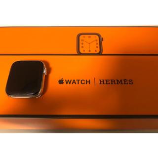 アップルウォッチ(Apple Watch)のApple Watch HERMES Series 4 44mm(腕時計(デジタル))