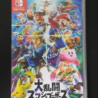 ニンテンドースイッチ(Nintendo Switch)の大乱闘スマッシュブラザーズ スペシャル(家庭用ゲームソフト)