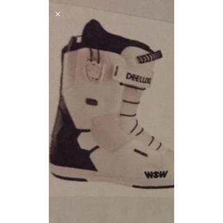 ディーラックス(DEELUXE)のwowディーラックス ブーツ(ブーツ)