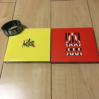 ワンオクロック(ONE OK ROCK)の35xxxv 初回盤 +Ambitions 初回限定盤(ポップス/ロック(邦楽))