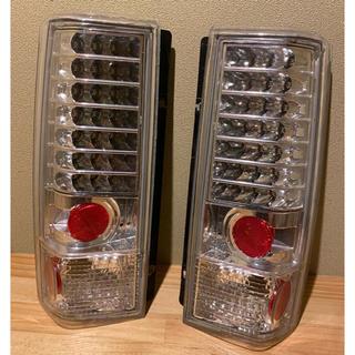 シボレー(Chevrolet)のシボレー アストロ GMC サファリ LED エレガント ユーロ クリア テール(車種別パーツ)