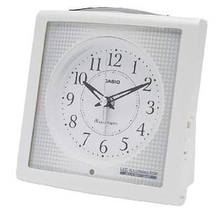 カシオ(CASIO)の(新品) 電波式 アナログ目覚まし置き時計 [CASIO](置時計)