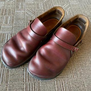 アウロラ(AURORA)のオーロラシューズ 8 1/2 D メンズ(ローファー/革靴)