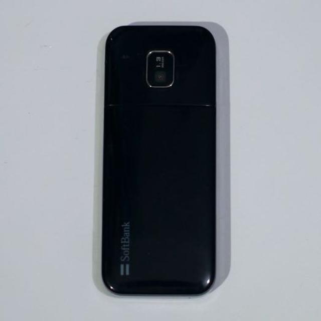 731SC ブラック シムフリー スマホ/家電/カメラのスマートフォン/携帯電話(携帯電話本体)の商品写真