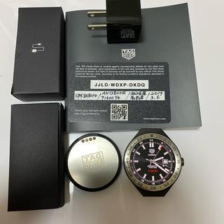 タグホイヤー(TAG Heuer)のタグホイヤー コネクテッド モジュラー45 シルバー(腕時計(デジタル))
