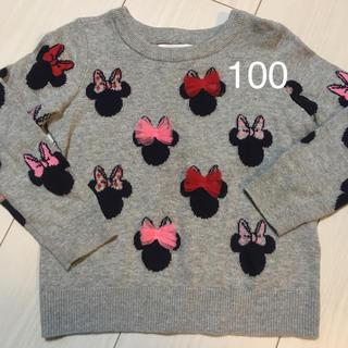 babyGAP - babyGAP ミニー ニット セーター 100