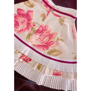 ヴィクトリアンメイデン(Victorian maiden)の【最終値下げ】juliette et jusutine♥️ゴブランスカート(ひざ丈スカート)