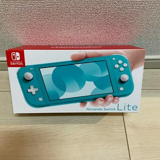 ニンテンドースイッチ(Nintendo Switch)のNintendo Switch lite ライト イエロー(家庭用ゲーム機本体)