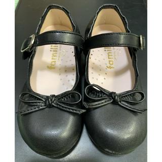 ファミリア(familiar)のファミリア 靴 15cm フォーマル(フォーマルシューズ)
