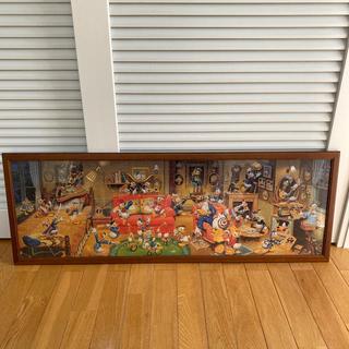 ディズニー(Disney)のジグソーパズル ディズニー 歴代ドナルドダック大集合! 950ピース 木枠付き(その他)