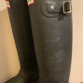 ハンター(HUNTER)のHUNTER レインブーツ  23㎝(レインブーツ/長靴)