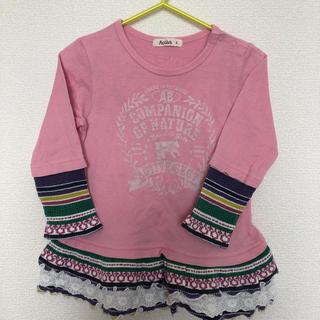 アコバ(Acoba)のAcoba カットソー 女の子 90㎝ ロンT(Tシャツ/カットソー)