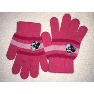 ディズニー(Disney)のディズニー ガールズ 手袋(手袋)