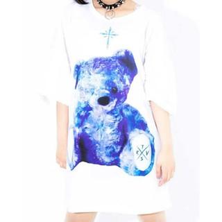 ミルクボーイ(MILKBOY)のTRAVAS TOKYO ビッグTシャツ CIVARIZE REFLEM(Tシャツ(半袖/袖なし))