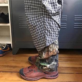 ラフシモンズ(RAF SIMONS)のKiko kostadinov 19SS Kanu trousers(その他)