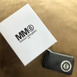 エムエムシックス(MM6)の【新品未使用】メゾンマルジェラ MM6 三つ折り財布(財布)