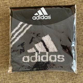 アディダス(adidas)の値下げ アディダス adidas タオルハンカチ1枚 新品・未使用(ハンカチ/ポケットチーフ)