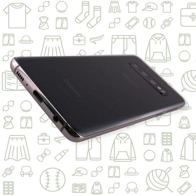 Galaxy(ギャラクシー)の【B】GalaxyS10/SC-03L/128/ドコモ スマホ/家電/カメラのスマートフォン/携帯電話(スマートフォン本体)の商品写真