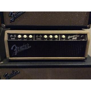 フェンダー(Fender)のいち様専用!fender bassman head(ギターアンプ)